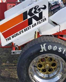 Williams Motorsports K&N Filters No. 0