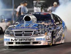 Allen Johnson's Mopar Dodge Avenger