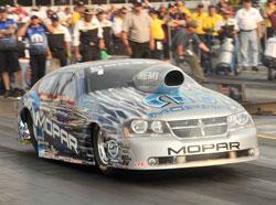 Allen Johnson and his Team Mopar Dodge Avenger