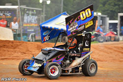 Alyssa Riker first stamped her name on the competitive racing map in 2007 when she pulled 5 feature wins for quarter midget racing in a month at West End Fairgrounds.