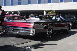 Divine One Customs' 1967 Lincoln Continental