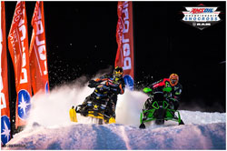 The AMSOIL Championship Snocross Series provides the best, most technically challenging tracks in the world, to produce the most thrilling, fan friendly form of snowmobile racing found anywhere.