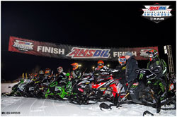 The AMSOIL Championship Snocross Series is the featured national series within ISOC Racing