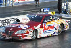 Pro Stocker Greg Anderson wins at NHRA Mile-High Nationals at Bandimere Speedway
