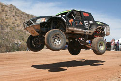 Despite contesting this year's championship in a new truck, ATRacing still managed to make it two in a row.