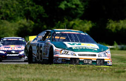 NASCAR K&N Pro Series East race at Lime Rock Park