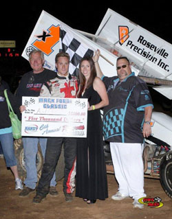 The $5000 to win Mark Forni Memorial prize was Forsberg single biggest payday this year.