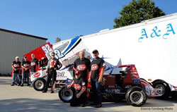 A&A Motorsports is on track to make 2011 their winningest year to date.