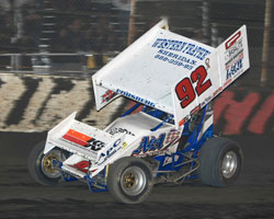 Forsberg was also ranked fifth on the Driver of the Decade list for 410 Drivers