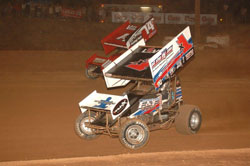 Andy Forsberg reached a career defining 100 wins in 2012, winning the last two races in one remarkable night.