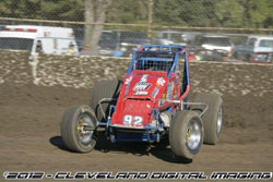 The Forsberg Family No. 92 heads to Calistoga for the Louie Vermeil Classic non-wing USAC show this weekend.