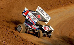 Going into Placerville, Andy Forsberg had already cinched the points needed to win the 2014 championship