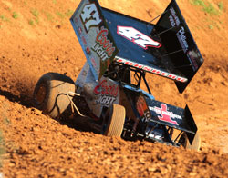 At 360 Open Show in Chico, California Forsberg piloted the Brian Cannon Motorsports number 47 car to his third victory of the year.