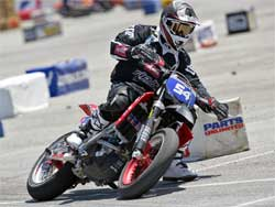 Factory Aprilia Rip It Energy Fuel Racing Team uses K&N products