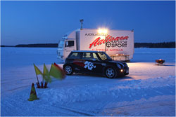 Aaltonen Motorsport offers a unique Arctic Driving Experience