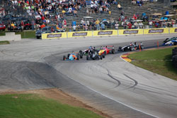 ArmsUp Motorsports currently competes in SCCA Formula Continental division, SCCA Formula Atlantic division, and others.