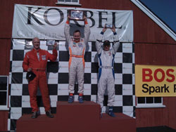 ArmsUp Motorsports driver Revere Greist dominated the SCCA Oak Tree National in the Formula Continental division.