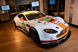 Aston Martin is celebrating its 100th this year which will bring increased attention to AMR.