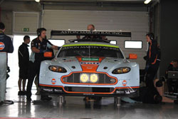2013 is slated to be Aston Martin Racing's most exhilarating and rewarding season to date.