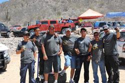 The ATR Racing Crew