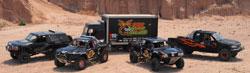 The ATRacing Team Vehicles