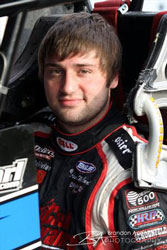 Austin McCarl is looking forward to getting as much seat time as possible during the 2012 season.