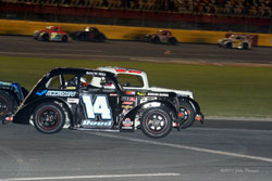 Seventeen-year-old, Austin Reed, recently qualified to race in the USLCI Legend Car National event to be held in Las Vegas Motor Speedway.