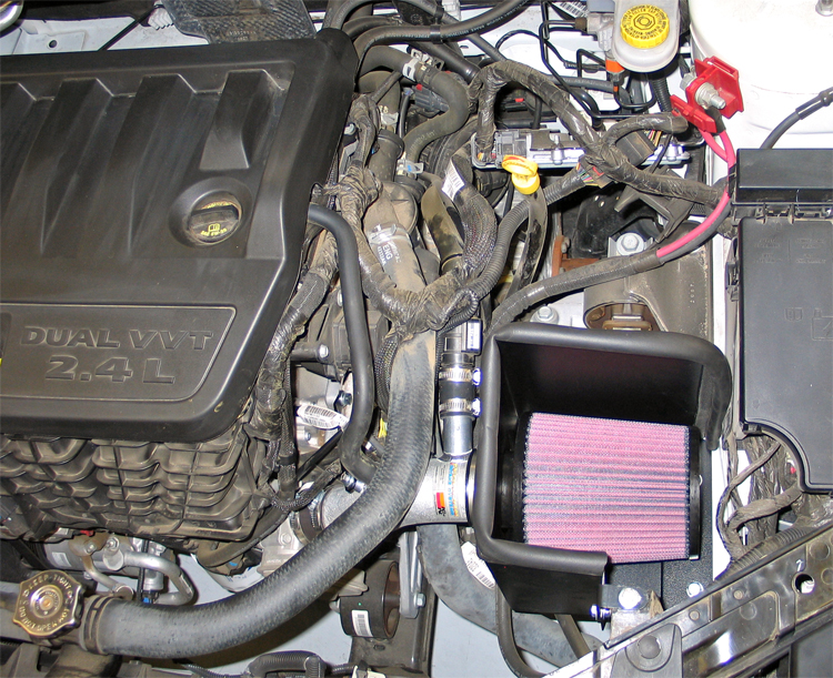 Add Estimated 9 3 Horsepower To 2008 2009 And 2010 Dodge