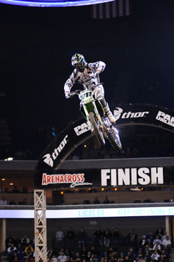Highflying Tyler Bowers rebounds with big podium leading win in Tulsa
