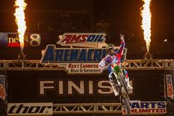 Tyler Bowers and Team Babbitt's Monster/Energy Amsoil/Kawasaki is anticipating a season.
