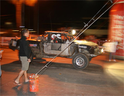 Torchmate Racing crossed the Baja 500 finish line in third place, photo by Nick Socha
