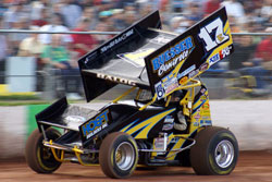 After two consecutive wins, Bill Balog seems to be on a roll.
