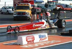 Britt Cummings wins first NHRA Wally at Belle Rose, Louisiana