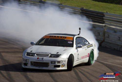Round 5 of the K&N sponsored Maxxis British Drift Championship was hosted by the world renowned Silverstone Circuit.