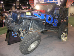 The BDS Suspension 1997 Jeep TJ