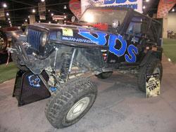 The BDS Suspension 1997 Jeep TJ