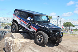 Jeep Beach 2016 BFGoodrich equipped Jeeps