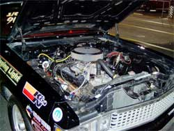 Duck Tape Racing uses K&N Engineering Products