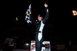 NASCAR K&N Pro Series East racer Ben Kennedy wins NASCAR Hall of Fame 150