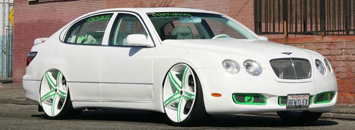Efrain Garcia's custom 1998 Lexus GS400