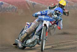 Double World Speedway Grand Prix Champion Jason Crump now has a guaranteed place in the U.S. $200,000.00 Super Prix.