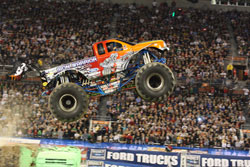 Vaters' Monster Motorsports was awarded the
