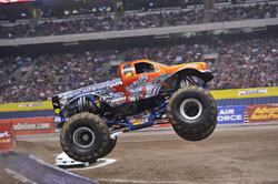 The Monster Truck Racing Association voted Vaters' Monster Motorsports the 2010 Promoter of the Year.