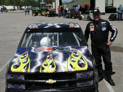 David and Patricia Lewien own and operate Blue Moon Motorsports