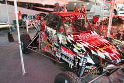 Bobby Pecoy's #973 Pro Buggy