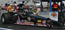IHRA Northern Natioanls Quick Rod Victory for Luke Bogacki, photo courtesy of Chris Simmons