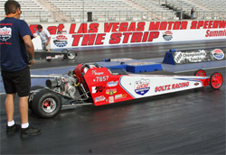 Norco, California teen is now the points leader in the West Coast Wicked 330 Series