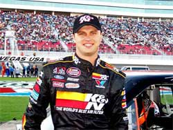 Travis Kvapil at Las Vegas, photo by Bonnie Kind