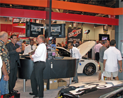 K&N will be in booth number 22943 at SEMA 2008 in the Central Hall at the Las Vegas Convention Center