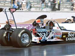 Greg Boutte Super Comp Dragster